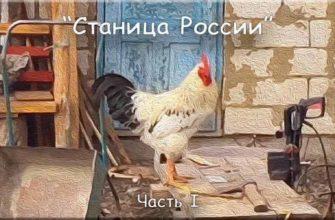 """Рассказ не про деревню - """"Станица России"""", часть 1. Александр Каренин"""